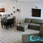1.- Casa Blanca 5 - Living room & Dining room