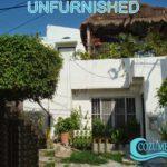 1.- Casa Cozumel - Front view