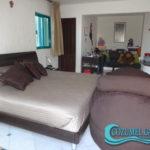1.- Casa Lool - Master bedroom, Cozumel.