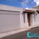 1.- Casa Lool - front view, Cozumel.