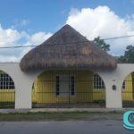 1.- Casa Palapa - Front view