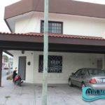1.- Casa Rodriguez - Front view