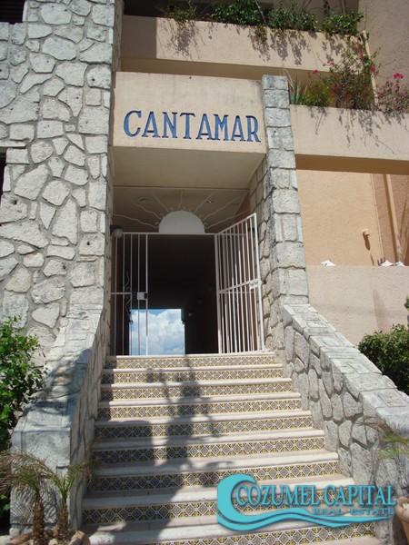 1.- Condo Cantamar 502 - Front view