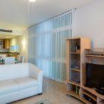 1.- Condo Marazul 701 Living room