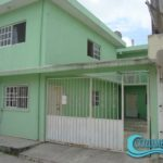 1.- Edificio Verde - Front view