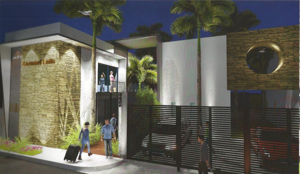 1.- villas perla Cozumel - copia