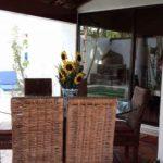 11.- Casa Golondrina - Porch
