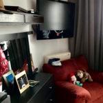 11.- Casa Sunset - Master bedroom
