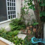 13.- Casa Brisas - Garden area