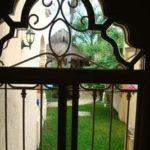 16.- Villa Elegancia - View to garden