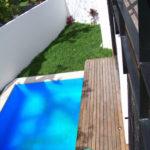 18.- Casa Sunset - Swimming pool & garden