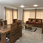 2.- Casa Corpus 13 Avenida - Living & Dining room