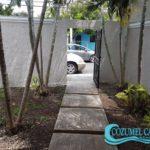 2.- Casa Flamboyanes 4 - Front garden