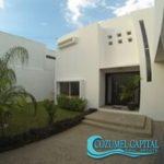 2.- Casa San Ramon - Entrance