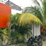 2.- Casa Sunset - Entrance