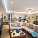 2.-Condo Palmas Reales PB-C - Living room