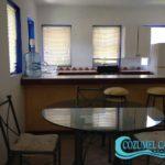 2.- Departamento Tortugas # 11 - Dining room
