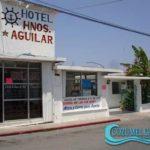 2.-Hotel Aguilar- Reception