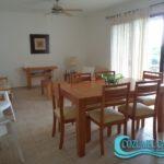 2.- Villas Mayalum - Dining room