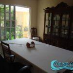 3.- Casa Brisas - Dining room