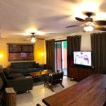 3.- Casa Sunset - Living-Dining room