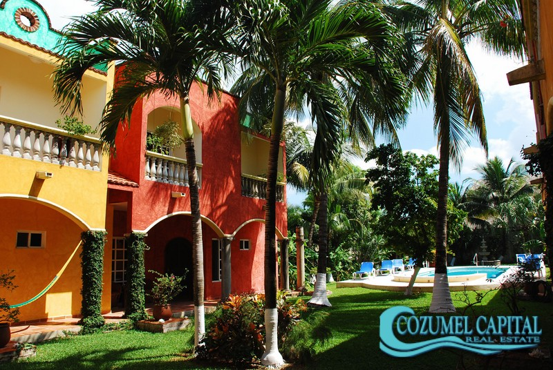 3.- Casa_Colonial Common areas