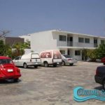 3.- Hotel Aguilar - Parking