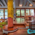 3.- Villa Tunich - Dining room, Cozumel.