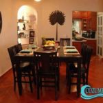 4.- Casa Feliz - Dining room