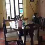 4.- Casa Golondrina Dining room