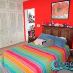 4.- Casa Lool - bedroom, Cozumel.