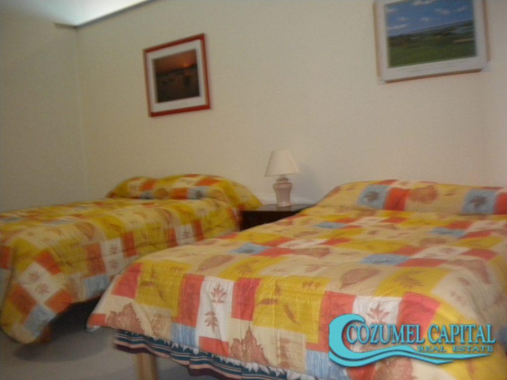4.- Condo Cantamar 502 - Bedroom 2