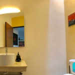5.- Casa Sunset - Half bathroom
