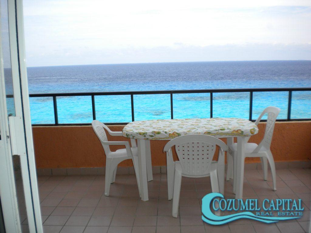 5.- Condo Cantamar 502 - Terrace