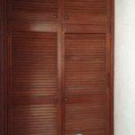 5.- Departamento Tortugas # 1 - Closet