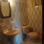 6.- Casa Demita - Half bathroom