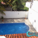 6.- Casa Lool - swimming pool, Cozumel.