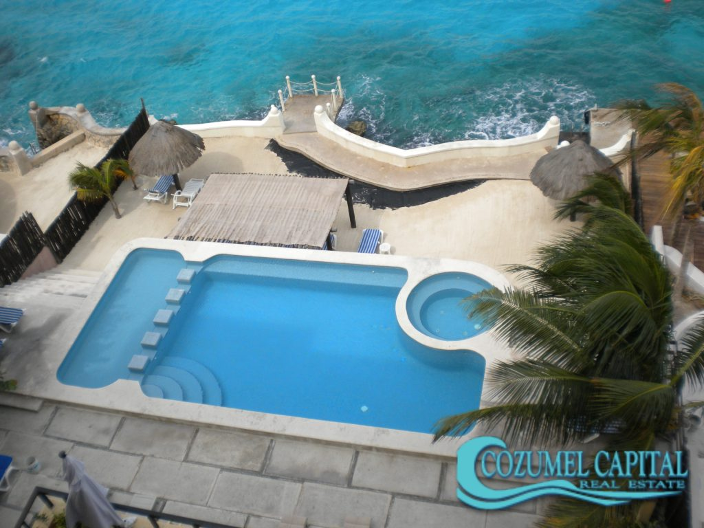 6.- Condo Cantamar 502 - Swimming pool