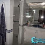 7.- Casa Lool - Master bathroom, Cozumel.