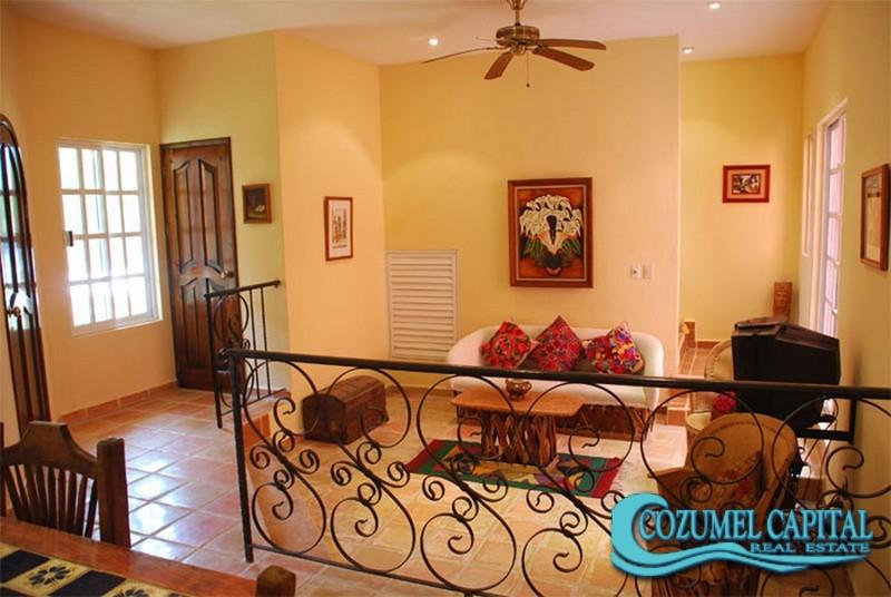 7.- Casa_Colonial Livin-Dining