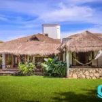 8- VillaTunich - Gardens, Cozumel.