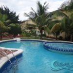 Departamento Bibiana -  Swimming pool view.