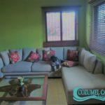 2.- Casa Lavanda - Living room