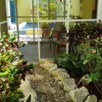 24.- Casa Pecesitos - inner garden