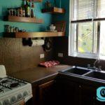 6.- Casa Pecesitos - Kitchen inside