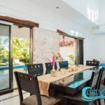 4.- Casa Luna Dining room