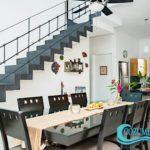 5.- Casa Luna Dining room- Kitchen