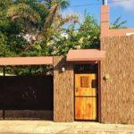 1.- Casa Bonanza - Front view