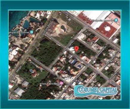 Vacant Land Colibri in Cozumel