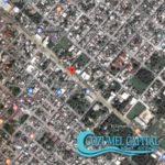 2 - Terreno Benito Juarez - map medium Cozumel